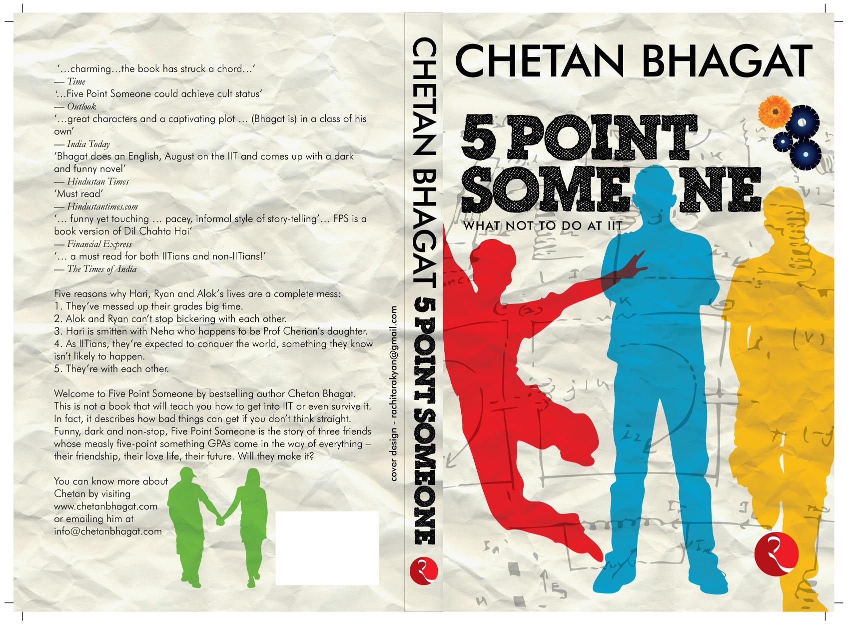 Press Kit Chetan Bhagat